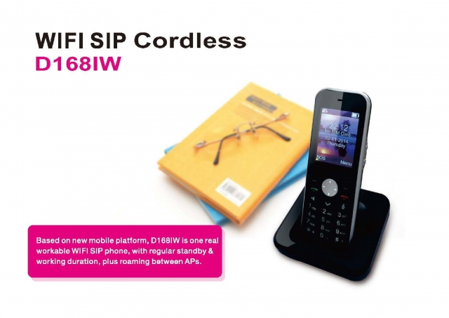 Topic Dect VoIP DI681W SIP